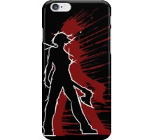 YGSS – Axe Vengeance Red iPhone Case/Skin