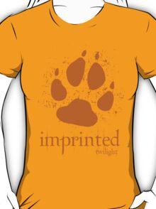Imprinted Werewolf Twilight T-Shirt T-Shirt