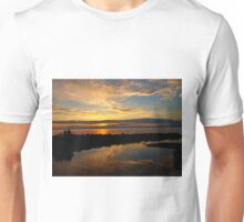 Awesome Night for a Sunset Unisex T-Shirt