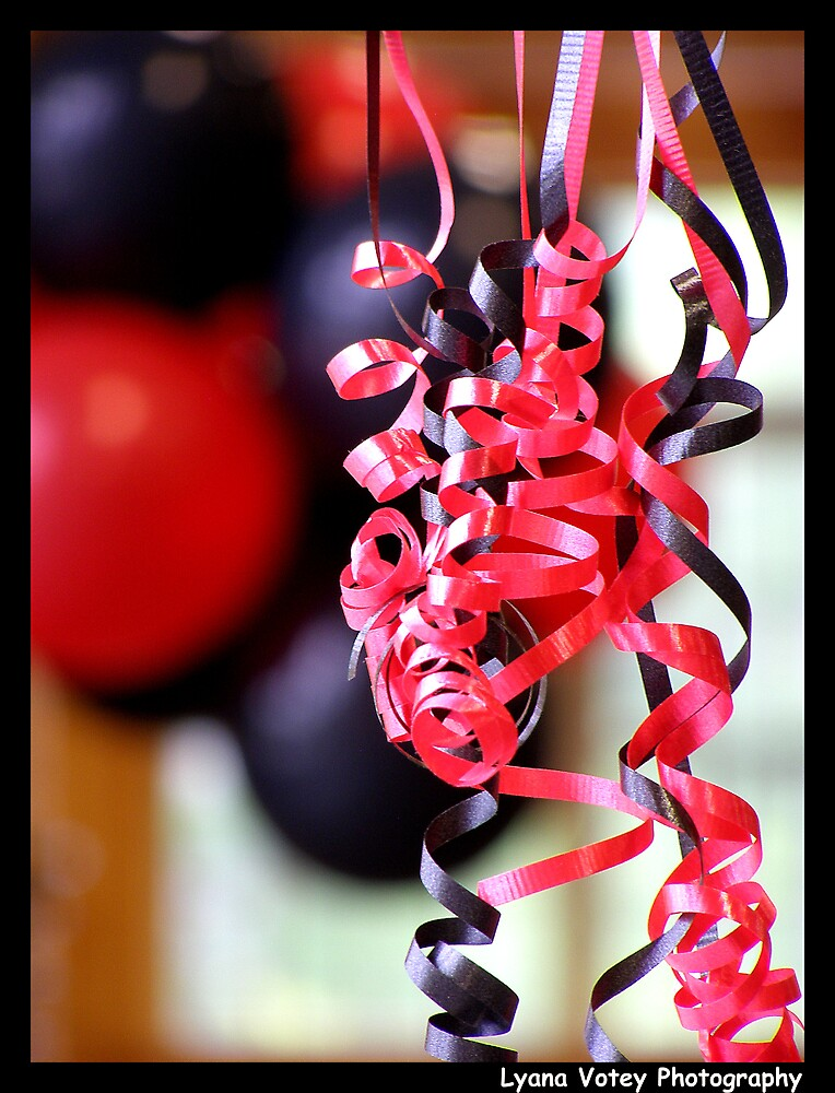 Party Balloons by Lyana Lynn