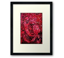 Illude 7 Framed Print