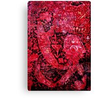 Illude 7 Canvas Print
