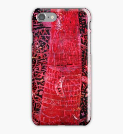 Illude 6 iPhone Case/Skin