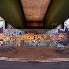 Beneath the Bridge by GailD