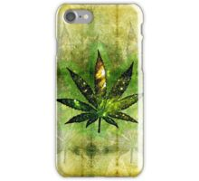 Galactic Ganja iPhone Case/Skin