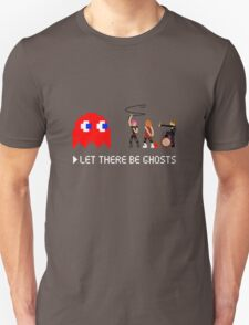 Let There Be Ghosts - Pixel Band Unisex T-Shirt