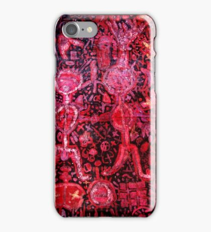 Illude 4 iPhone Case/Skin