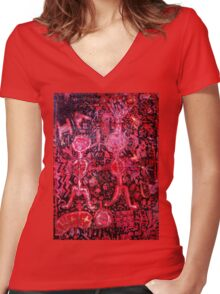 Illude 4 Women's Fitted V-Neck T-Shirt