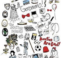 Geronimo!  by Steph Skiles