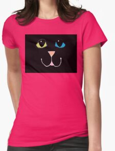 Here Kitty, Kitty ... #3 Womens Fitted T-Shirt