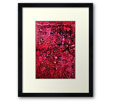 Illude 2 Framed Print
