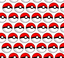 Pokemon Pokeball by Michael Daly