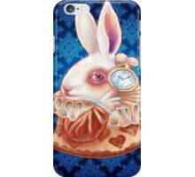 Alice in Wonderland - The White Rabbit iPhone Case/Skin