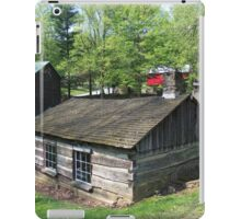 Pioneer Village iPad Case/Skin
