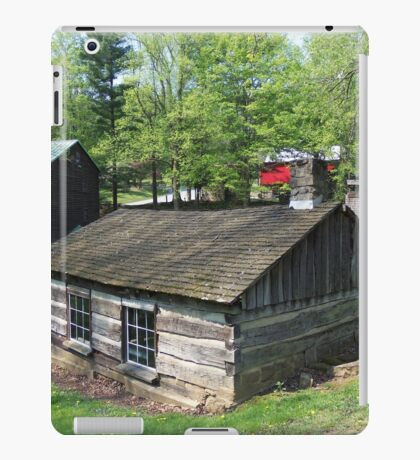 Pioneer Village iPad Case/Skin