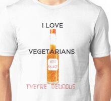 Veggie Love Unisex T-Shirt