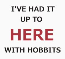 Hobbits R People 2 by Katfellow