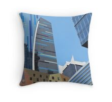 42nd and 8th Throw Pillow