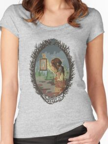 The Witness Women's Fitted Scoop T-Shirt