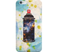 Spray Print iPhone Case/Skin
