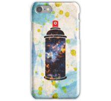 Spray Print iPhone Case/Skin
