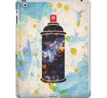 Spray Print iPad Case/Skin