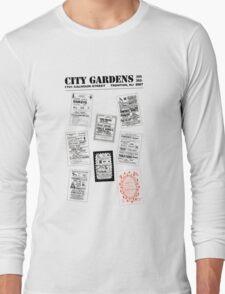 City Gardens - Punk Card Tee Shirt (v. 3.0) T-Shirt