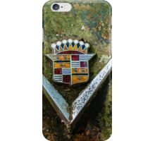 Cadillac Logo iPhone Case/Skin