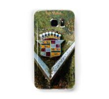 Cadillac Logo Samsung Galaxy Case/Skin