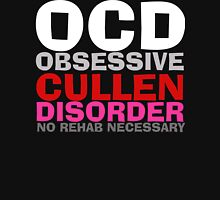 Twilight OCD Obsessive Cullen Disorder T-Shirt Long Sleeve T-Shirt