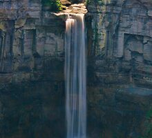 Taughannock Falls by GPMPhotography