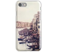 Venice revisited iPhone Case/Skin