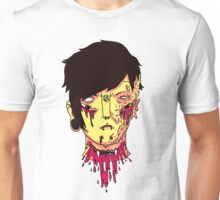 The Haunted Boy. Unisex T-Shirt
