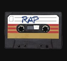 Rap Music - Cassette Tape - MC by RestlessSoul