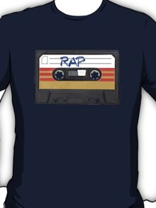 Rap Music - Cassette Tape - MC T-Shirt