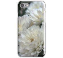 White Flower Bush iPhone Case/Skin