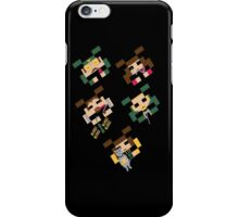 SPACED INVADERS iPhone Case/Skin