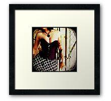 Tamara TTV Framed Print