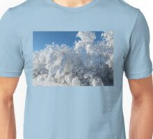 Beautiful Frost and Snow...Christmas Morning 2014 Unisex T-Shirt