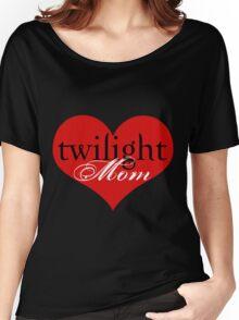 Twilight Mom Heart T-Shirt Women's Relaxed Fit T-Shirt