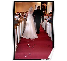 Down the Aisle Poster