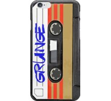 Grunge Music - Cassette Tape iPhone Case/Skin