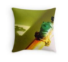 Tap In Throw Pillow