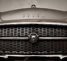 1955 Buick Riviera by Dean Mullin