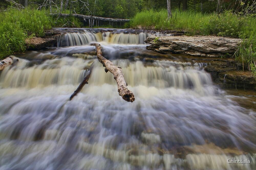 Middle Falls by Chintsala