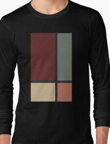 Simple Colors 2 Long Sleeve T-Shirt