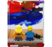 Art fans iPad Case/Skin
