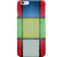 RUBIK'S CUBE WITH A DIFFERENCE iPhone Case/Skin