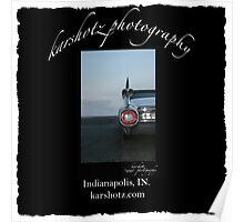 1959 Cadillac Fin Poster