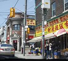 Broadview Chinatown by PPPhotoArt